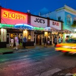 Sloppy Joes Bar in Key West